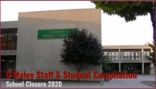 O'Maley Staff & Student Compilation - School Closure 2020
